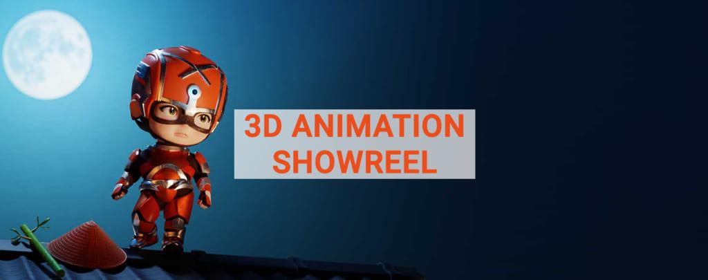 3D ANIMATION DISNEY 1