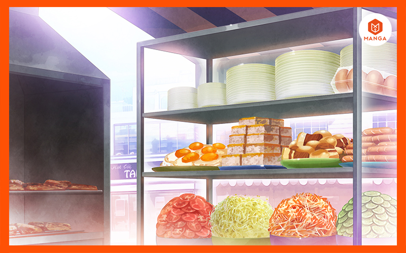 ANIME FOOD 01